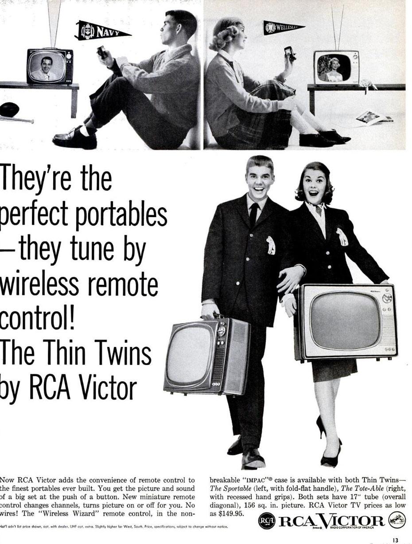 RCA Victor Remote Control