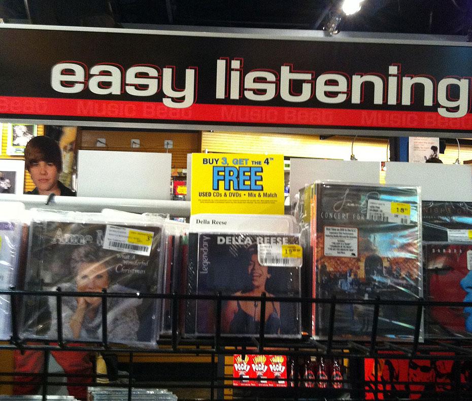 Sam Goody Easy Listening