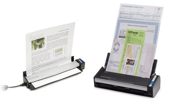 ScanSnap scanner